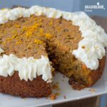 Prajitura cu morcovi / Carrot cake