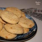 Biscuiti fara gluten cu ghimbir / Gluten-free ginger cookies