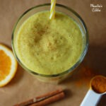 Super smoothie cu ananas / Super pineapple smoothie