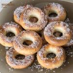 Gogosi fara zahar / Sugar-free donuts