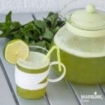 Limonada cu menta / Mint lemonade