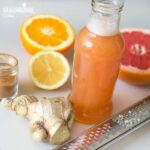 Fresh de citrice si ghimbir / Ginger citrus fresh juice