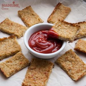 Crackers de conopida si quinoa