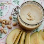 Unt de arahide raw / Raw peanut butter