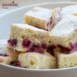 Prajitura cu visine / Sour cherry cake