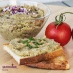 Salata de vinete / Eggplant dip