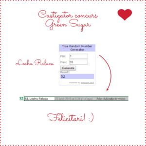 Castigator Concurs GS