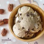 Inghetata raw de nuci / Raw nut ice cream