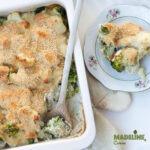 Conopida si broccoli cu sos de caju / Cauliflower, broccoli & cashew sauce