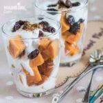 Desert rapid cu cartof dulce si cocos / Quick sweet potato & coconut dessert
