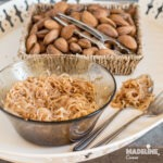 Paste dietetice cu nuca / Diet pasta with walnuts