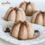 Prajiturele raw cu cafea / Raw mini coffee cakes