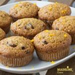 Briose vegane aromate / Vegan spiced muffins