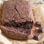 Negresa cu cafea si migdale / Coffee almond brownie