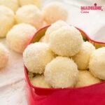 Bomboane Raffaello / Raffaello truffles
