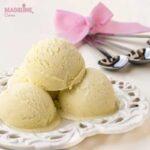 Inghetata de vanilie / Vanilla ice cream
