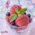 Inghetata de fructe / Fruit ice cream