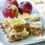 Placinta cu mere si nuca / Apple walnut pie