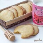 Fursecuri cu miere pentru copii / Toddler honey cookies