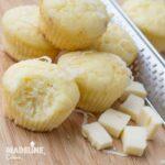 Briose aperitiv cu branza / Savory cheese mufins