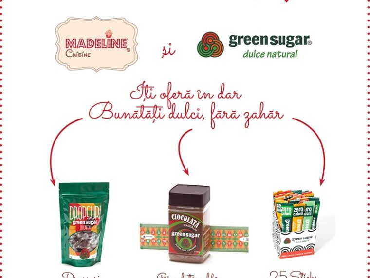 Concurs aniversar Green Sugar