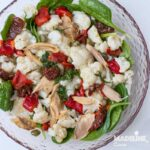 Salata de pui si conopida / Chicken cauliflower salad