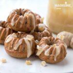 Briose cu ghimbir si cidru de mere / Ginger & apple cider muffins