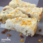 Budinca de orez la cuptor/ Baked rice pudding