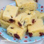 Prajitura cu visine fara gluten / Gluten-free sour cherry cake