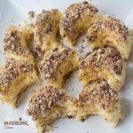 Prajitura Semiluna fara gluten / Gluten-free traditional Moon cake