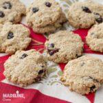 Fursecuri cu fulgi de ovaz / Oatmeal cookies