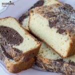 Chec low carb cu cacao / Low carb cocoa pound cake