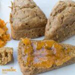 Prajitura cu cartof dulce si banane / Sweet potato banana cake