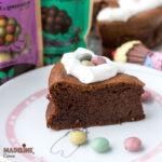 Prajitura de ciocolata fara faina / Flourless chocolate cake