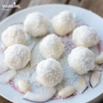 Bomboane Raffaello low carb / Low carb coconut truffles