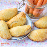 Placintele dulci din aluat fraged / Sweet empanadas
