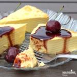 Crema de zahar ars cu mascarpone / Mascarpone egg custard