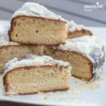 Pandispan cu faina de migdale / Almond flour sponge cake