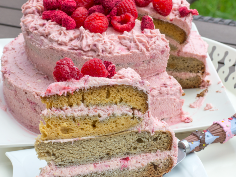 M And S Lacto Free Cake