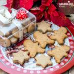 Turta dulce pentru copii / Sugar-free gingerbread cookies