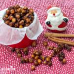 Naut crocant cu scortisoara / Cinnamon roasted chickpeas