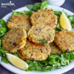 Chiftelute de sardine si cartofi / Sardine potato fishcakes