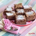 Prajitura isteata cu ciocolata / Magic chocolate custard cake