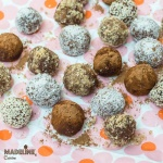 Trufe cu cartof dulce / Sweet potato truffles
