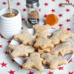 Turta dulce cu cartof dulce / Sweet potato gingerbread cookies