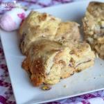 Budinca de cozonac / Sweet bread pudding