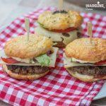 Burger keto de vita / Keto beef burger
