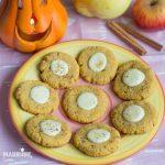 Biscuiti low carb cu dovleac / Low carb pumpkin cookies
