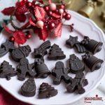 Bomboane de ciocolata keto / Keto chocolate fat bombs