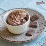 Mousse de mascarpone si ciocolata / Chocolate mascarpone mousse